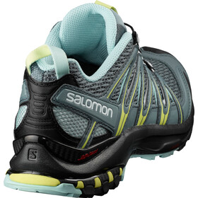 Salomon XA Pro 3D Kengät Naiset, stormy weather/lead/eggshell blue